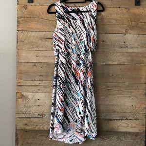 Style & Co Dresses - Style & co. Hi-Lo Dress M